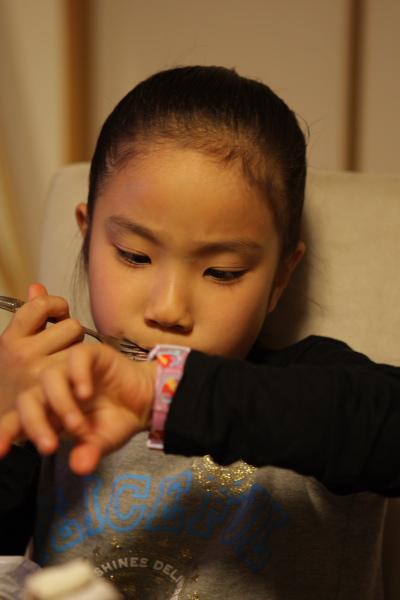 つかさのブログ-愛7歳誕生日