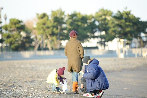 つかさのブログ-城南島(人)