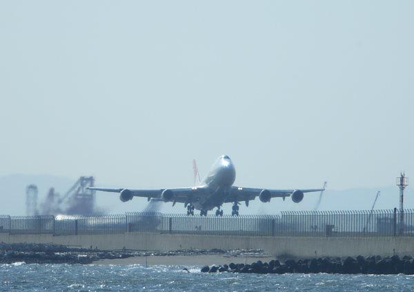 つかさのブログ-飛行機