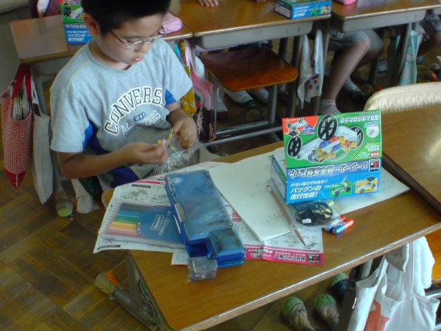 つかさのブログ-学校公開