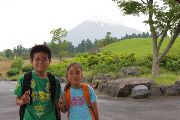 つかさのブログ-富士山こどもの国