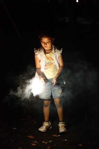 つかさのブログ-モニと花火
