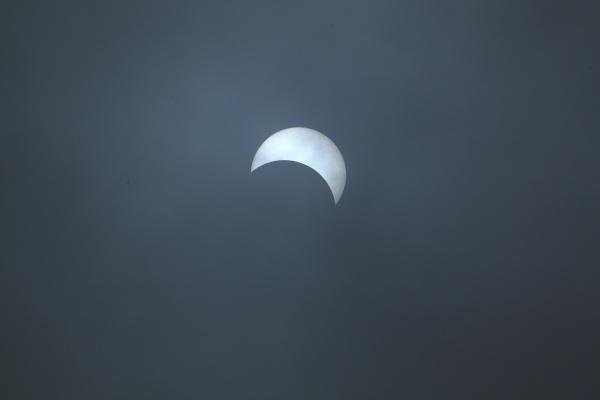 つかさのブログ-日食