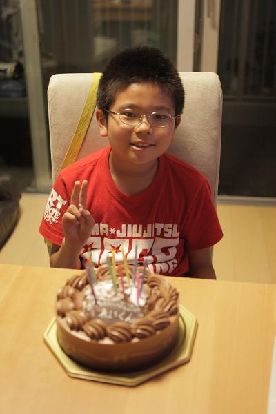 つかさのブログ-玲誕生日