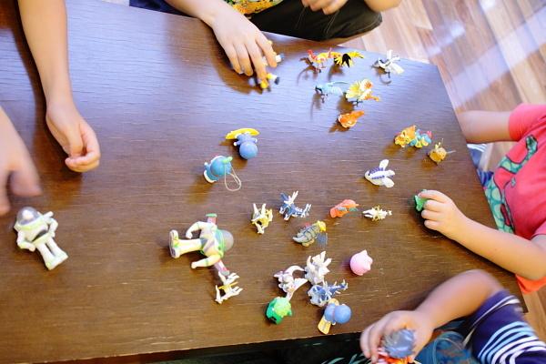 つかさのブログ-人形遊び
