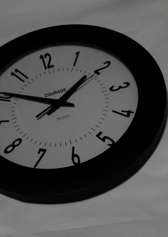 つかさのブログ-時計