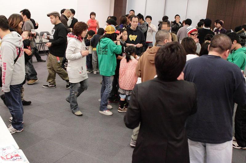 つかさのブログ-AACC忘年会