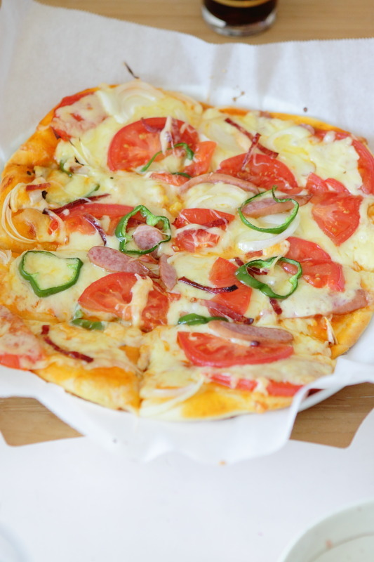 つかさのブログ-pizza