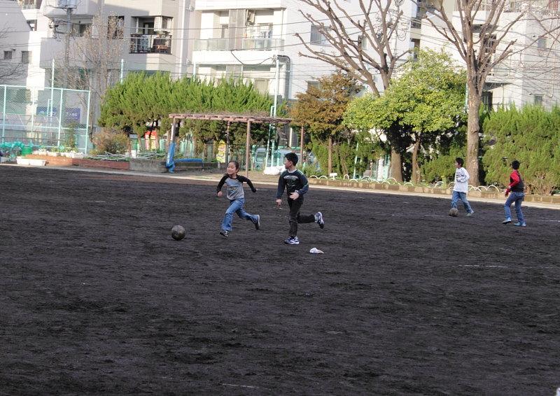 つかさのブログ-サッカー