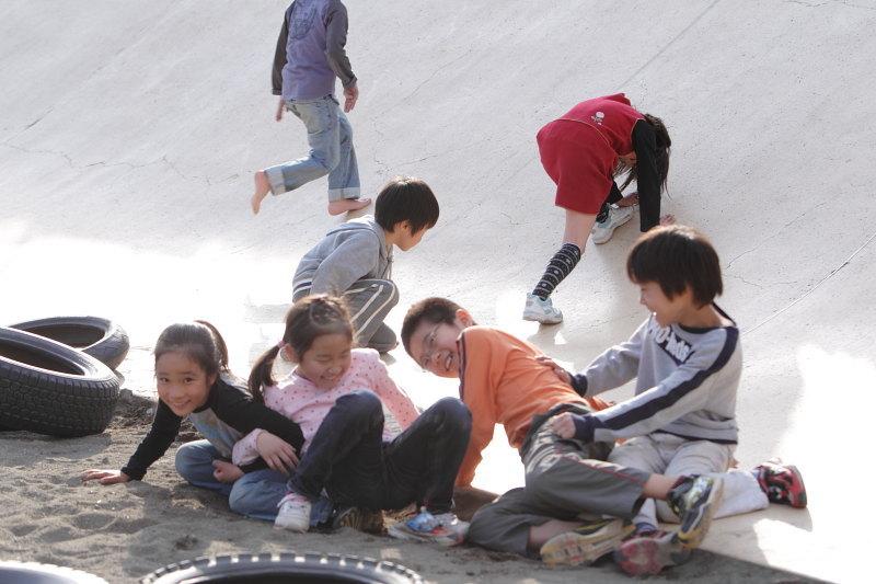 つかさのブログ-10タイヤ公園