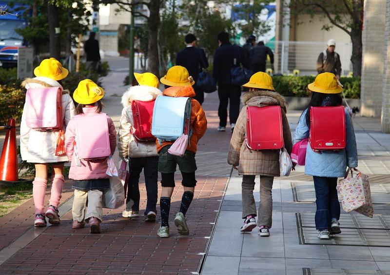 つかさのブログ-黄色い帽子