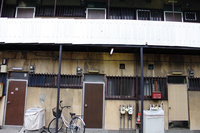 つかさのブログ-ボロアパート