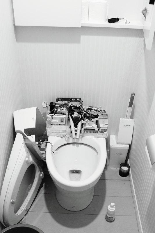 つかさのブログ-トイレ掃除