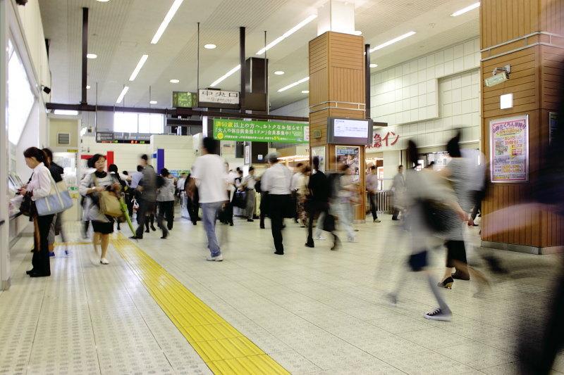 つかさのブログ-駅