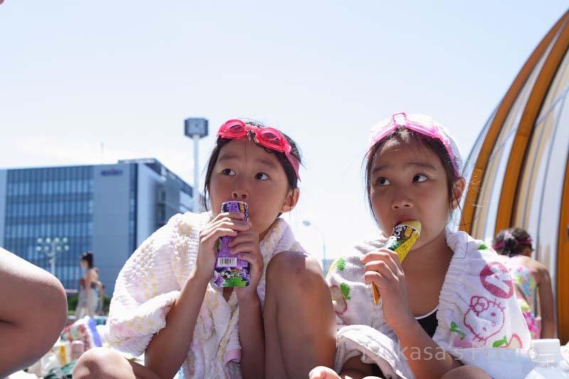 つかさのブログ-平和島プール