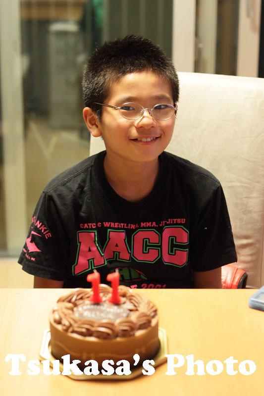 つかさのブログ-レイ11歳