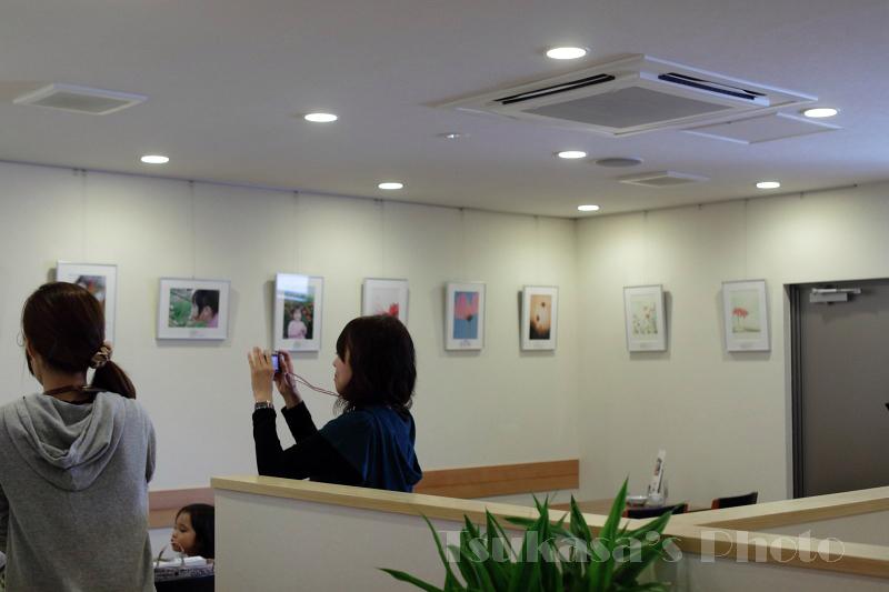 つかさのブログ-秋の花写真展