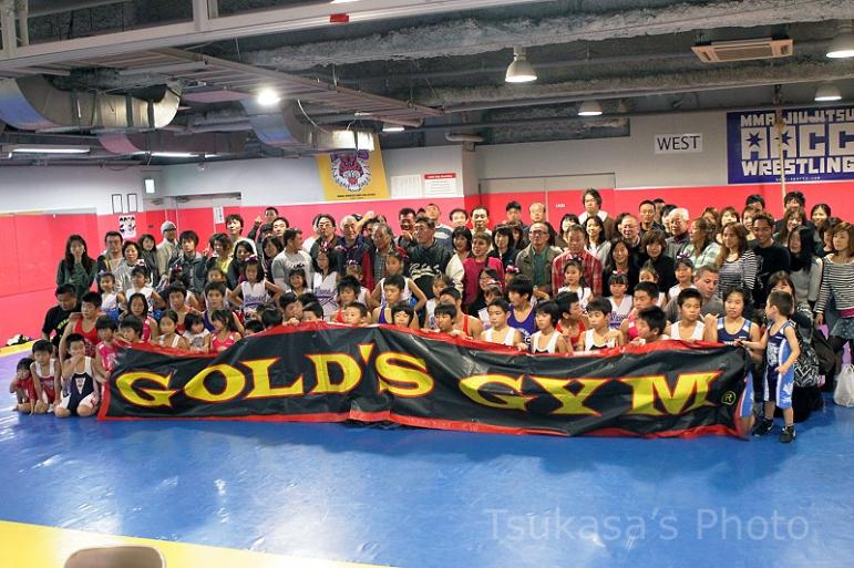 つかさのブログ-GoldGym