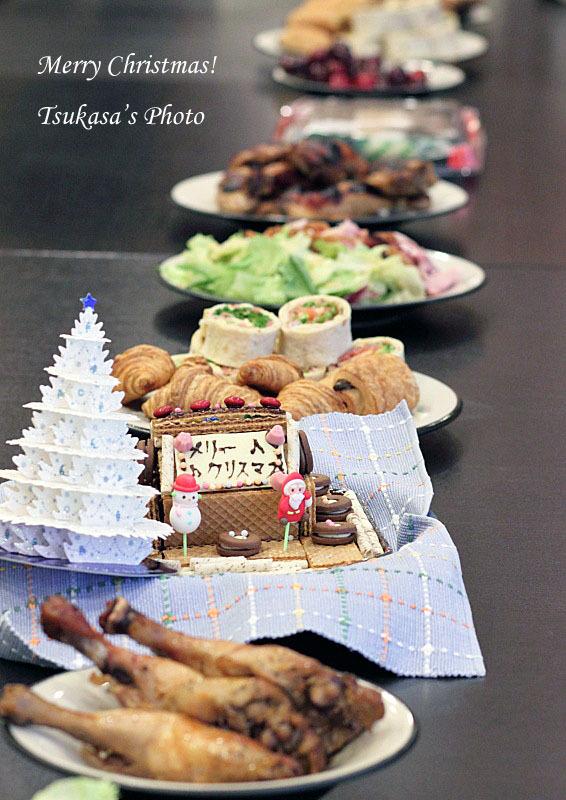 つかさのブログ-クリスマス会