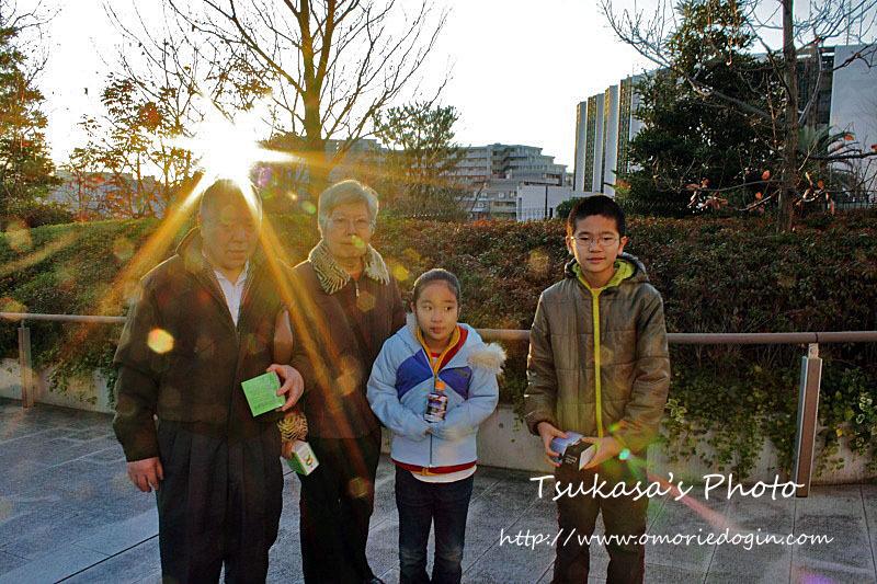 つかさのブログ-2011元旦