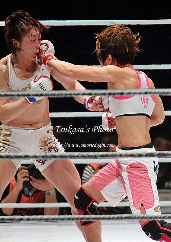 つかさのブログ-戦極2010藤井惠