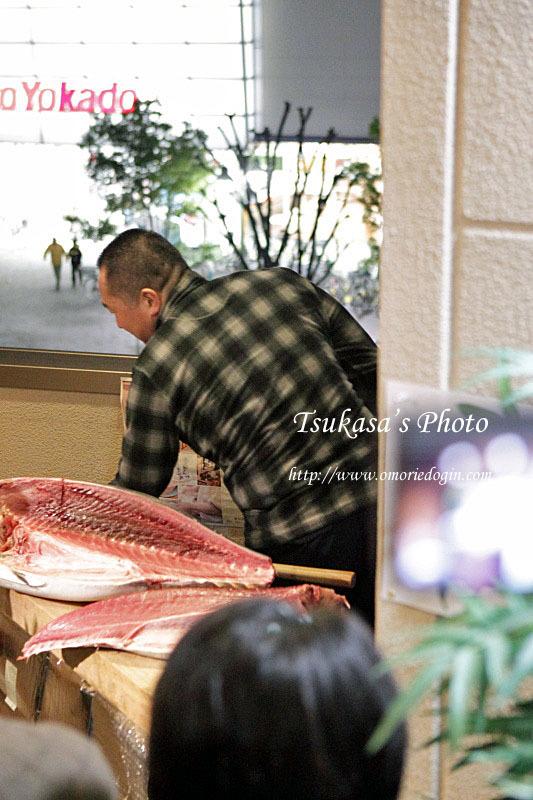 つかさのブログ-マグロ祭り