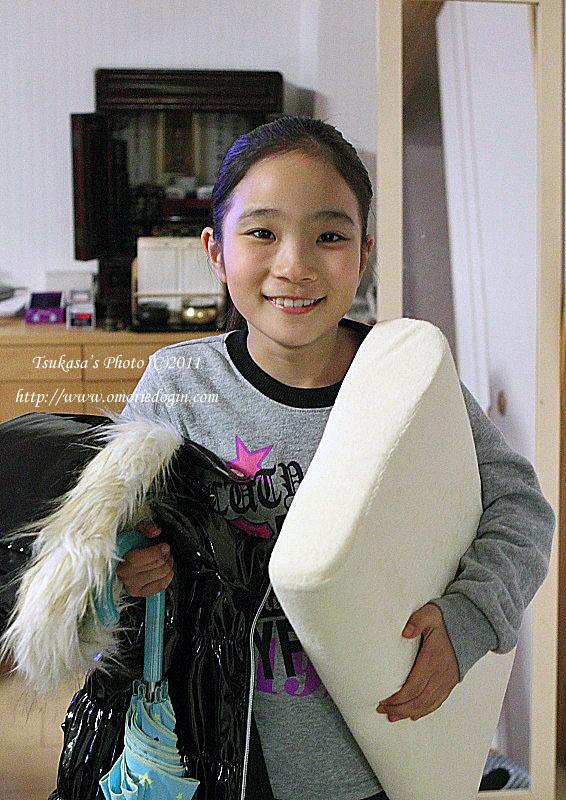つかさのブログ-愛美9歳誕生日