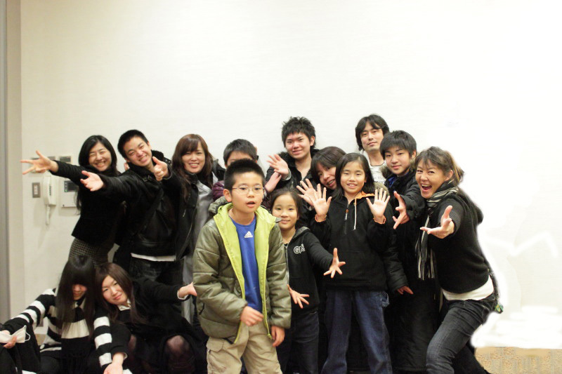 つかさのブログ-豊美会2010