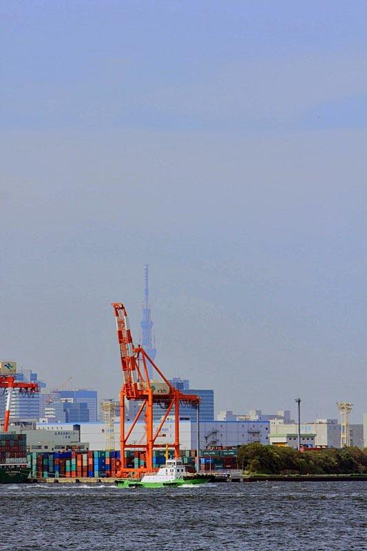 つかさのブログ-城南島