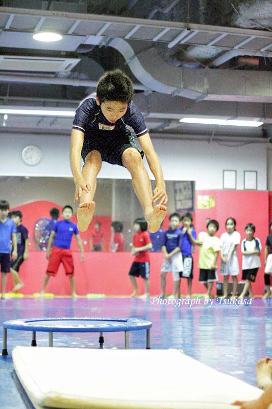 つかさのブログ-体操