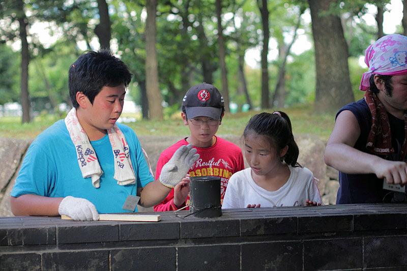 つかさのブログ-デイキャンプ