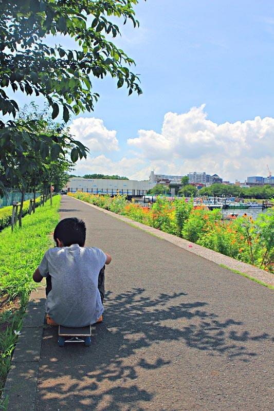 つかさのブログ-運河12