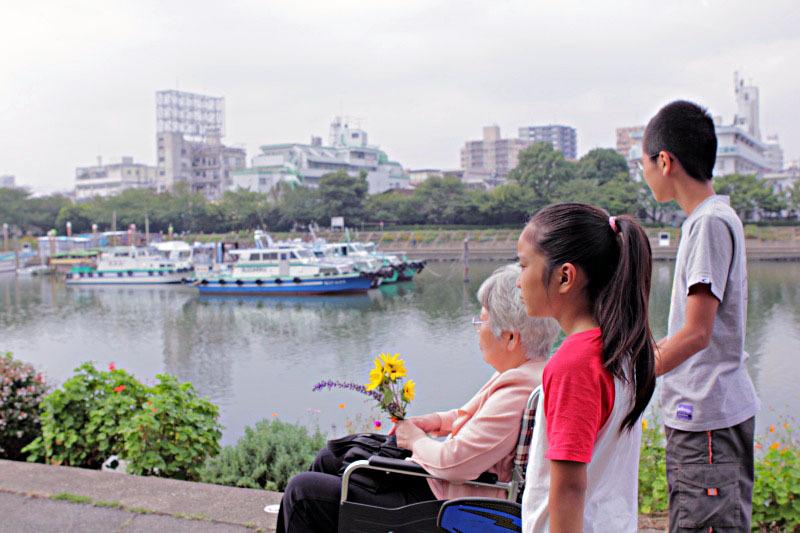 つかさのブログ-立会運河