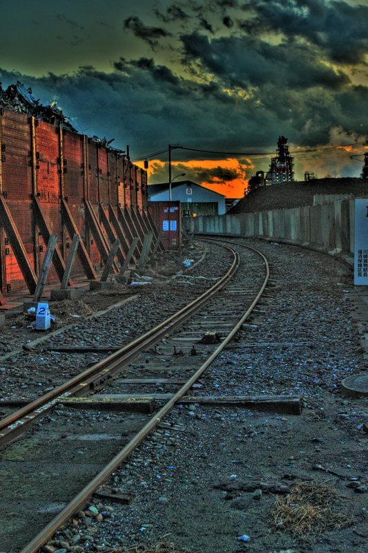 つかさのブログ-線路