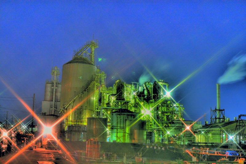 つかさのブログ-工場HDR