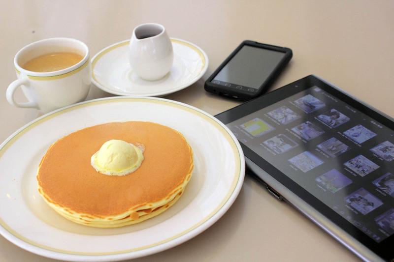 つかさのブログ-パンケーキ