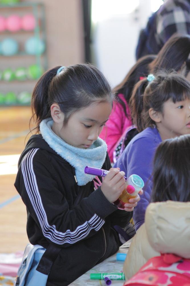 つかさのブログ-冬の子ども会