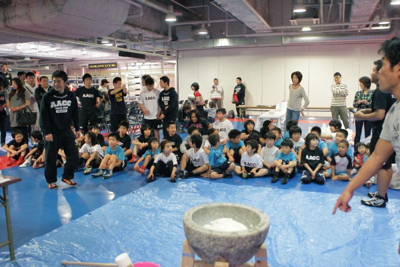つかさのブログ-AACC忘年会2011