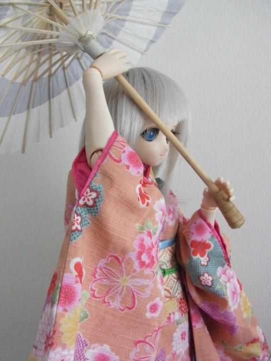 ミニチュア和傘12