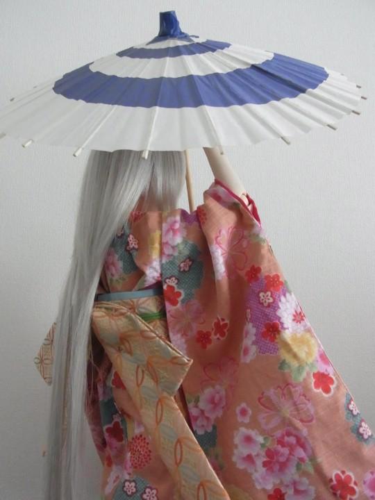 ミニチュア和傘13