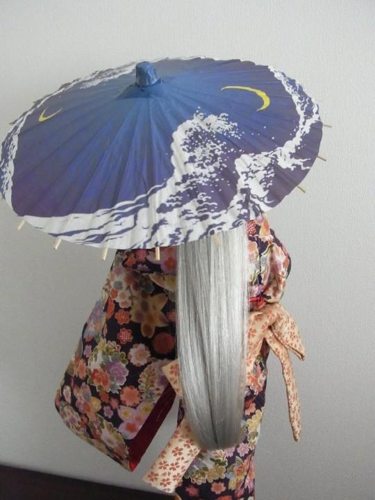 ミニチュア和傘16