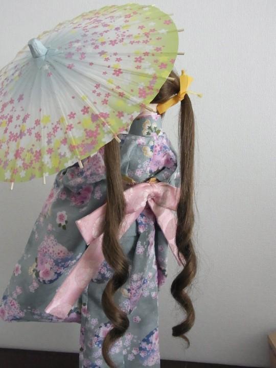 ミニチュア和傘09