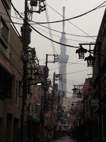 下町の摩天楼