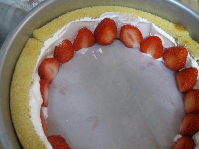 1カステラケーキ2