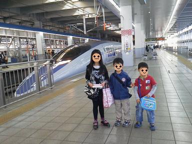1オムライス新幹線6