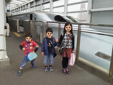 1オムライス新幹線4