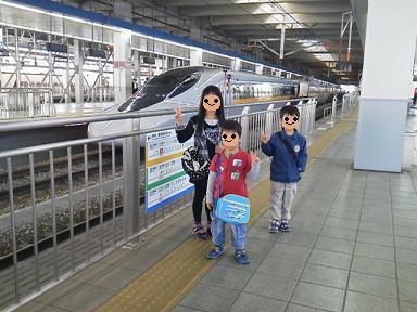 1オムライス新幹線5