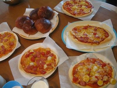 1お休みピザ2