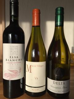 2014.12ワイン会のワイン