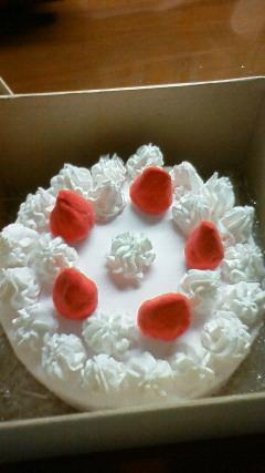 ワンホールショートケーキ